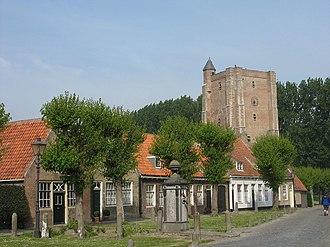 Sint Anna ter Muiden - Image: WLM westher Marktplein Sint Anna ter Muiden