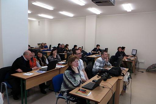 WMUA Wikitraining for Teachers 16 April 2016 3932