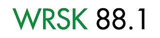 WSRU - WRSK's final logo, 2005