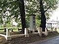 WWI, Military cemetery No. 329 Niepołomice-Podborze, Staniątecka street, City of Niepołomice, Wieliczka county, Lesser Poland Voivodeship, Poland.JPG