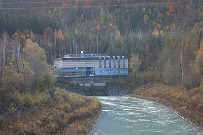 Picture of Walgaukraftwerk