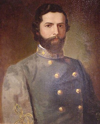 7th Virginia Infantry - Col. Waller Tazewell Patton by William D. Washington.