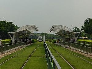 万胜围站 (有轨电车)