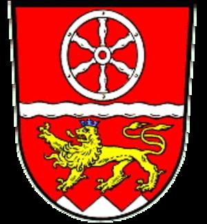 Blankenbach - Image: Wappen Blankenbach Unterfranken