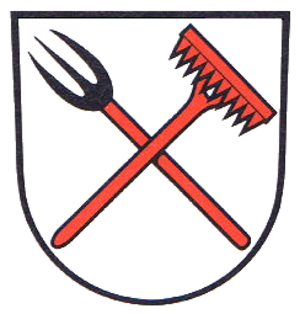 Heuweiler - Image: Wappen Heuweiler