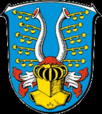 Kirtorf - Image: Wappen Kirtorf