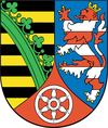 Coat of arms of Landkreis Sömmerda