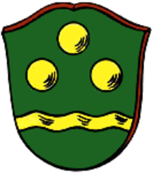 Rimsting - Image: Wappen Rimsting