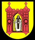 Das Wappen von Ostritz