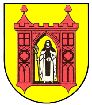 Ostritz - Image: Wappen ostritz