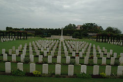 Madras War Cemetery in Nandambakkam.