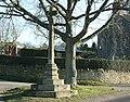 War memorial, Ditteridge - geograph.org.uk - 700045.jpg
