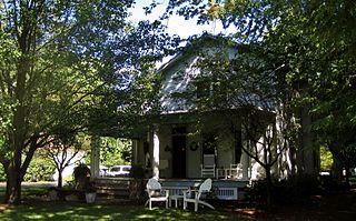 Warner P. Sutton House