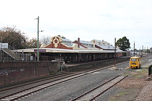 Warragul station July18.JPG