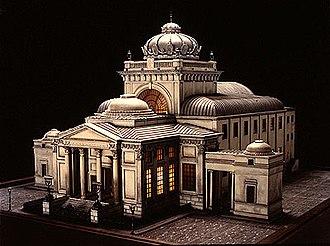 Leandro Marconi - Image: Warsawsynagoga 1