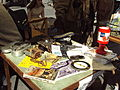Wartime items, Liverpool Blitz 70 event - DSC09743.JPG