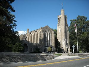 Justice Bell (Valley Forge) - Washington Memorial Chapel and National Patriots Bell Tower, Valley Forge, PA