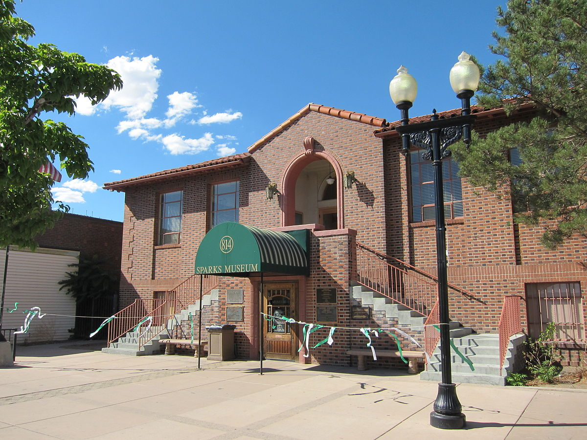 Washoe County Library Sparks Branch