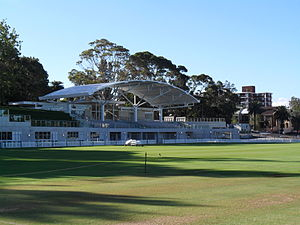 Eastern Suburbs Cricket Club - Waverley Oval