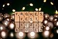 "Weihnachten, Schriftzug ""FROHES FEST"" -- 2020 -- 3721.jpg"