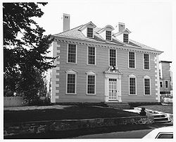 Wentworth-Gardner House, Partsmouth ( Rockingham County, New Hampshire).jpg