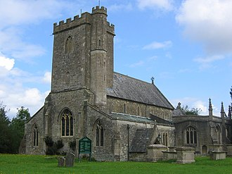 West Lavington, Wiltshire - Image: West Lavington All Saints