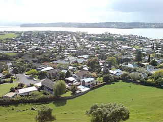 Suburb in Auckland Council, New Zealand