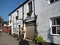 Wharfside cottages in Lympstone - geograph.org.uk - 1208463.jpg