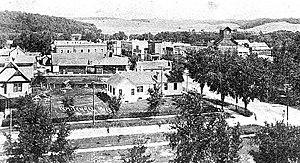 Whitehall, Wisconsin - Whitehall, 1911