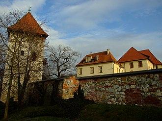Żupny Castle - Żupny Castle