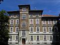 Wien - Steinhof - O-Gebäude mit Patientenanwaltschaft.jpg