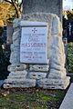 Wiener Zentralfriedhof - Gruppe 86 - Grab von Karl Ludwig Hassmann - I.jpg