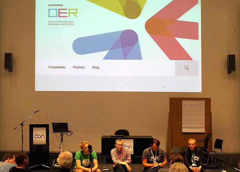 File:WikiCon15 OER Session.jpg
