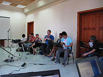 Wikimania 2011, Global South Meeting (002).JPG