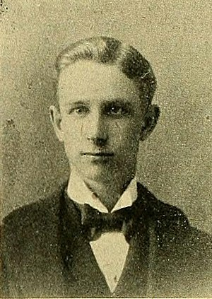 Wilfred Hudson Osgood - Wilfred Hudson Osgood in 1897