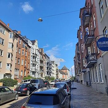 Wilhelminenstraße, Kiel-Damperhof.jpg