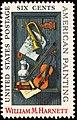 William M Harnett stamp 10c 1969 issue.JPG