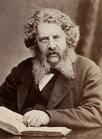 William John Macquorn Rankine - Rankine in the 1870s