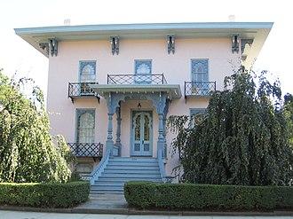 Henry Austin (architect) - Image: Willis Bristol House New Haven