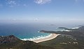 Wilson's Promontory - Tidal River from Mt Oberon - Dec 2004.jpg
