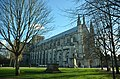 Winchester Cathedral in Winter Sunshine - panoramio.jpg