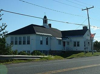 Windsor, Massachusetts - Windsor Free Public Library