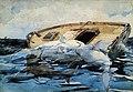 Winslow Homer - Sharks (1885).jpg