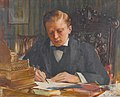 Winston Churchill as a young man, by Edwin Arthur Ward (1859 - 1933).jpg