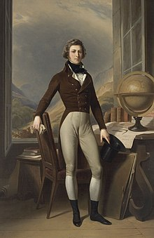 During his exile, Louis Philippe was a teacher of geography, history, mathematics and modern languages, at a boys' boarding school in Reichenau, Switzerland. (Source: Wikimedia)