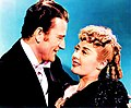 With Joan Blondell in Lady for a Night (1942).jpg