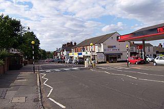 Woburn Sands town in Milton Keynes, United Kindom