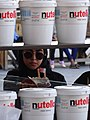 Woman with Nutella - Souq Waqif - Doha - Qatar (33804085443).jpg