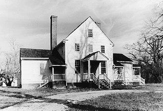 John Tyler - Woodburn Plantation, Tyler's residence 1813–1821