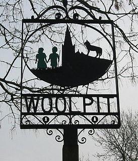 Green children of Woolpit medieval English legend